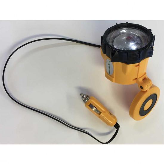 Lampe baladeuse 12V avec prise allume-cigare