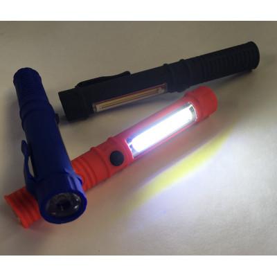 Lampe torche LED compacte magnétique