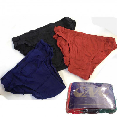 Underwear for men - 100 % coton - sold by 3