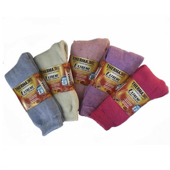 Chaussettes/Bas-pour femmes - Thermax - Lot de 12 paires