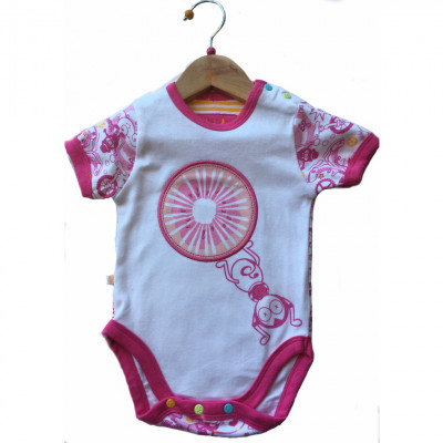 Child Diaper Shirt - Cirque du soleil - Model 2