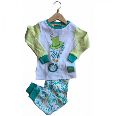 Child pyjama set - 2 pieces - no foot - Cirque du soleil