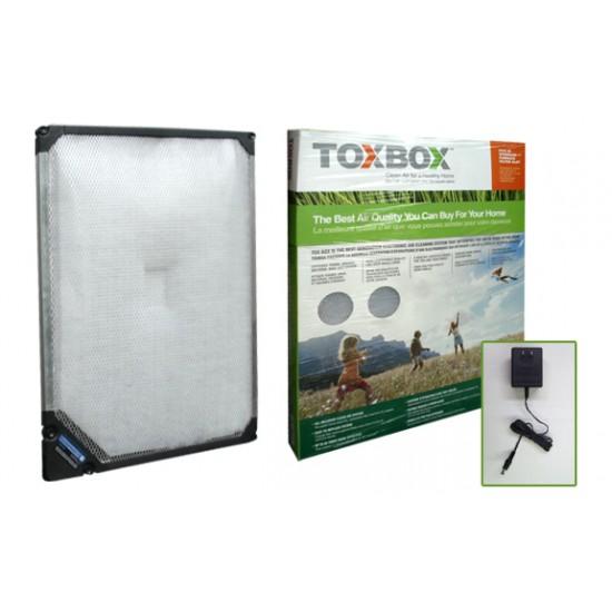 Filtre à air électronique - chauffage - climatisation TOXBOX