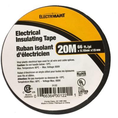 Ruban adhésif isolant d'électricien